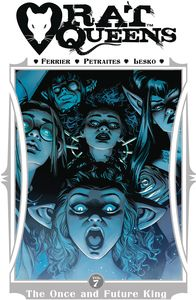 [Rat Queens: Volume 7: The Once & Future King (Product Image)]