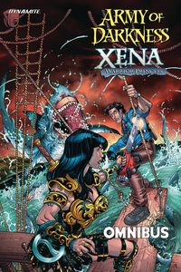 [Army Of Darkness/Xena Omnibus (Product Image)]