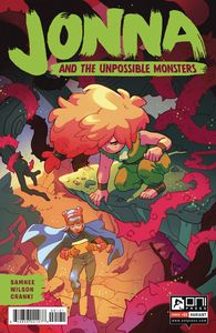 [Jonna & The Unpossible Monsters #1 (Cover C Ganucheau Variant) (Product Image)]