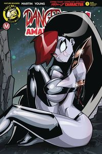 [Danger Doll Squad Presents: Amalgama Lives #1 (Cover E Mendoza) (Product Image)]