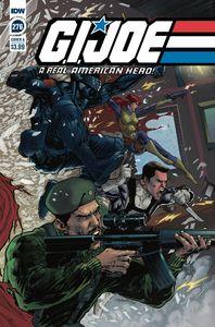 [GI Joe: A Real American Hero #276 (Cover A Diaz) (Product Image)]