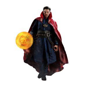 [Avengers: Infinity War: Hot Toys Action Figure: Doctor Strange (Product Image)]