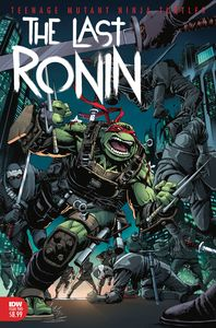 [Teenage Mutant Ninja Turtles: The Last Ronin #2 (Product Image)]
