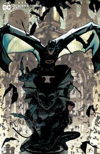 [Detective Comics #1027 (Adam Hughes Batman Catwoman Variant) (Product Image)]