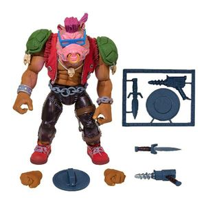 [Teenage Mutant Ninja Turtles: Ultimates Action Figure: Bebop (Product Image)]