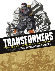 [Transformers: Definitive G1 Collection: Volume 91: Everlasting Voices (Product Image)]