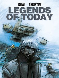 [Bilal: Legends Of Today (Product Image)]