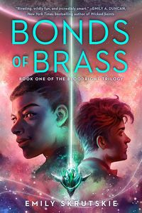 [Bloodright Trilogy: Book 1: Bonds Of Brass (Product Image)]