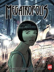 [Megatropolis (Hardcover) (Product Image)]