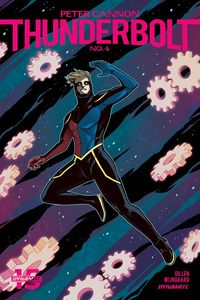 [Peter Cannon: Thunderbolt #4 (Cover C Wijingaard) (Product Image)]