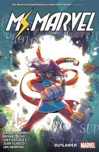 [Ms. Marvel By Saladin Ahmed: Volume 3 (Product Image)]