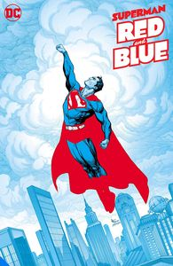 [Superman: Red & Blue (Hardcover) (Product Image)]