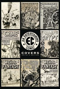 [EC Covers: Artist Edition (Hardcover) (Product Image)]