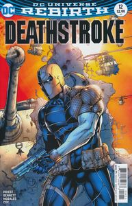 [Deathstroke #12 (Variant Edition) (Product Image)]