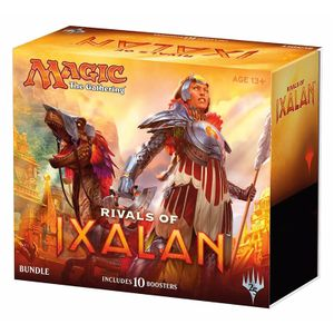 [Magic The Gathering: Rivals Of Ixalan: Bundle Box (Product Image)]