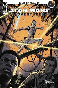 [Star Wars Adventures (2020) #1 (Cover A Francavilla) (Product Image)]