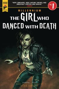 [The Girl Who Danced With Death: Mill Saga #1 (Cover Ortega) (Product Image)]