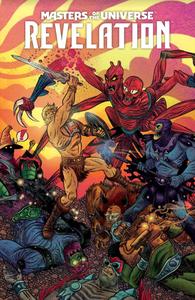 [Masters Of The Universe: Revelation #1 (David Rubin Variant) (Product Image)]