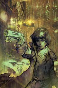 [Blade Runner 2019 #1 (Dan Quintana Virgin Variant) (Product Image)]
