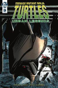 [Teenage Mutant Ninja Turtles: Urban Legends #9 (Cover A Fosco) (Product Image)]
