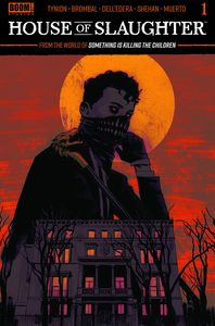 [House Of Slaughter #1 (Thought Bubble 2021 Exclusive Variant) (Product Image)]