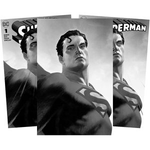 [Superman #1 (Forbidden Planet Middleton 3 Cover Variant Set) (Product Image)]