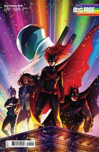 [Batman #109 (Jen Bartel Pride Variant) (Product Image)]