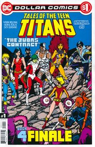 [Dollar Comics: Tales Of The Teen Titans Annual #3 (Product Image)]