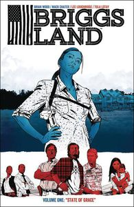 [Briggs Land: Volume 1: State Of Grace (Signed Edition) (Product Image)]