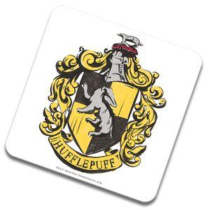 [Harry Potter: Coaster: Hufflepuff House Crest (Product Image)]