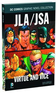 [DC: Graphic Novel Collection: Volume 64: JLA JSA Virtue & Vice (Hardcover) (Product Image)]