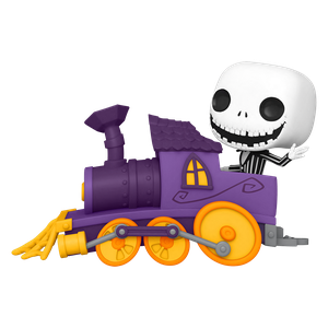 [The Nightmare Before Christmas: Deluxe Pop! Vinyl Figure: Jack In Train Engine (Product Image)]