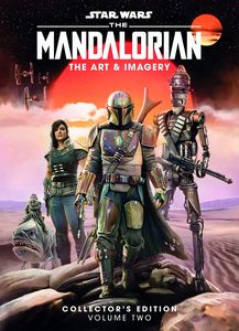 [Star Wars: The Mandalorian: The Art & Imagery Collector's Edition Volume Two (Hardcover) (Product Image)]