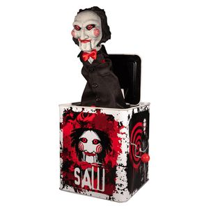 [Saw: Burst-A-Box: Billy (Product Image)]
