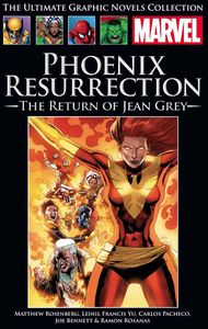 [Marvel Graphic Novel Collection: Volume 243: Phoenix Resurrection (Hardcover) (Product Image)]