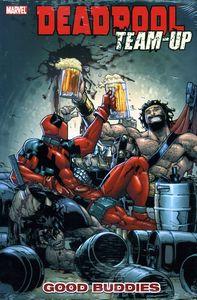 [Deadpool: Team-Up: Volume 1: Good Buddies (Hardcover) (Product Image)]