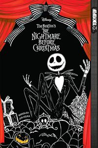 [Disney Manga: Tim Burton's The Nightmare Before Christmas (Product Image)]