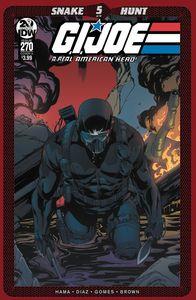 [GI Joe: A Real American Hero #270 (Cover A Royle) (Product Image)]