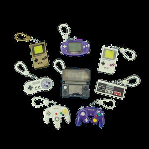 [Nintendo: Backpack Buddies (Product Image)]