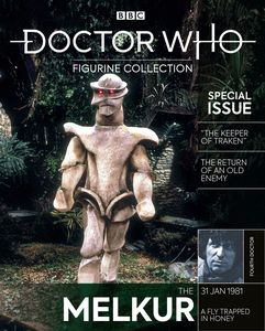 [Doctor Who: Figurine Special #26: Melkur (Product Image)]