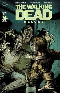 [Walking Dead: Deluxe #8 (Cover A Finch & Mccaig) (Product Image)]