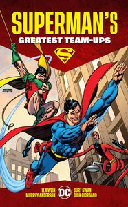 [Superman's Greatest Team-Ups (Hardcover) (Product Image)]