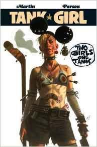 [Tank Girl: 2 Girls 1 Tank (Product Image)]
