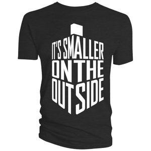 [Doctor Who: T-Shirts: Smaller On The Outside (Product Image)]