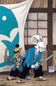 [Usagi Yojimbo #4 (The Hidden) (Product Image)]