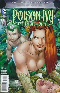 [Poison Ivy: Cycle Of Life & Death #3 (Product Image)]