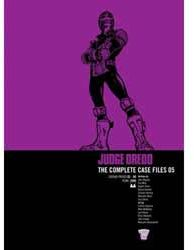 [2000AD: Judge Dredd: Complete Case Files: Volume 5 (Product Image)]