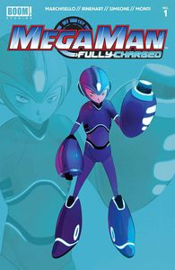 [Mega Man: Fully Charged #1 (Cover H 2nd Printing) (Product Image)]