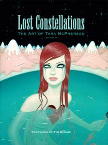 [Lost Constellations: The Art Of Tara McPherson (Product Image)]