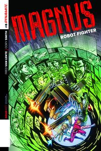[Magnus: Robot Fighter #8 (Smith Exclusive Subscription Variant) (Product Image)]